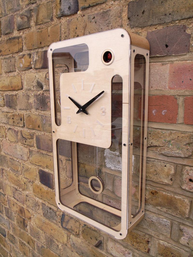 Modern Cuckoo Clock Home Decor