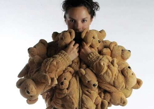 Teddy Bear Jackets