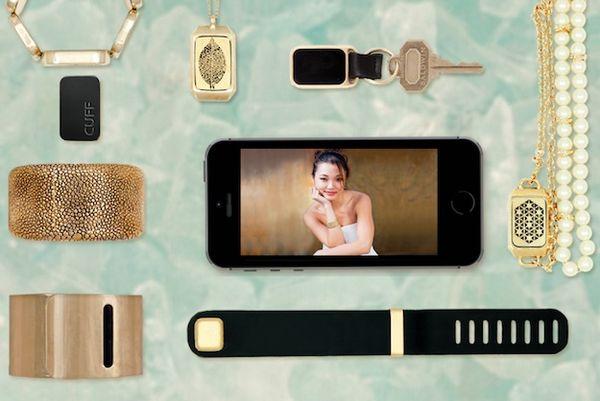 Alarm-Infused Jewelry Pieces