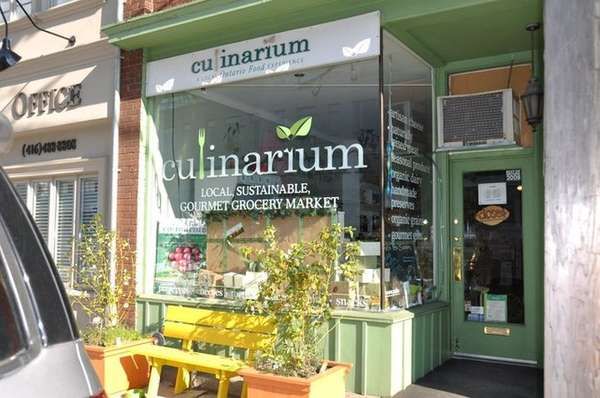 Closing Organic Food Stores