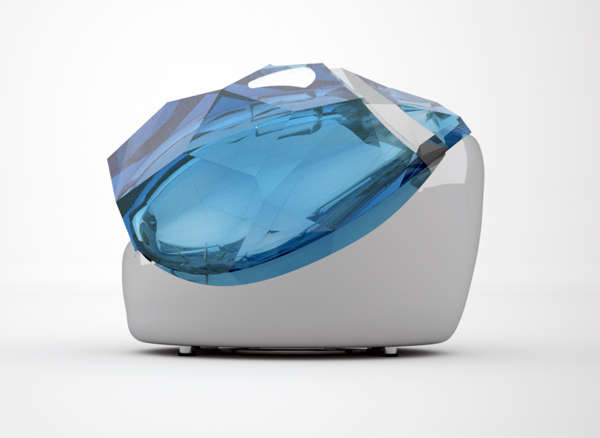 Precious Stone-Inspired Appliances