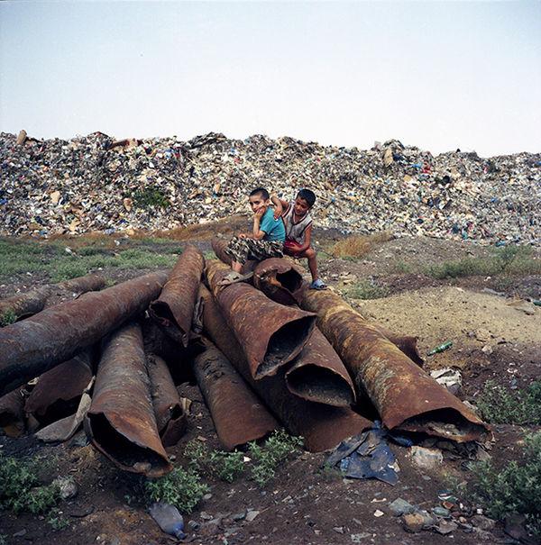 Desolate Wasteland Photography
