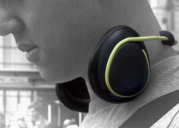 Autism-Assuaging Headphones