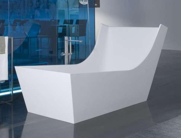 Modern Backrest Bathtubs
