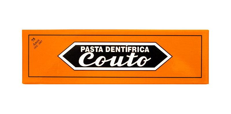 Retro Toothpaste Branding