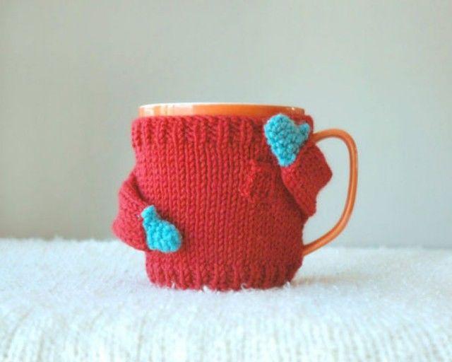 Handmade Cup Cozies