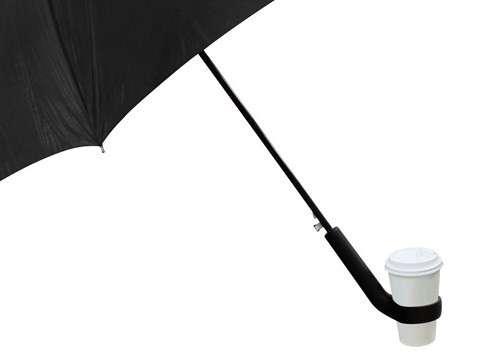 Drink-Carrying Rain Shields