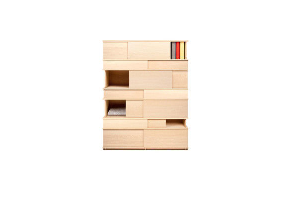 Mod Block Game Cabinetry