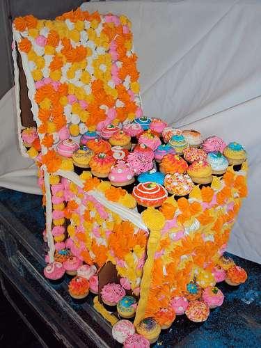 Cupcake Chairs