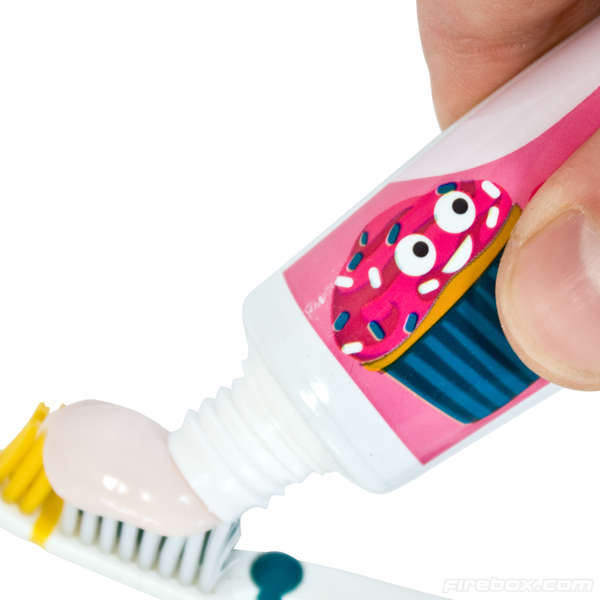 Sugary-Sweet Tasty Toothpaste