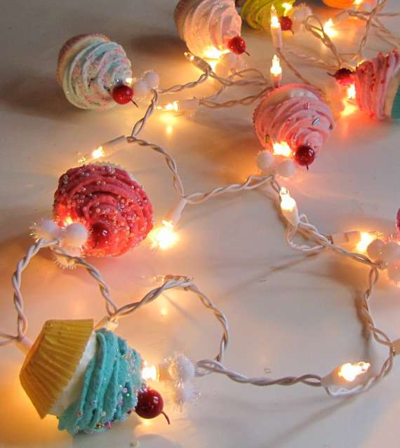 Tempting Twinkling Confections