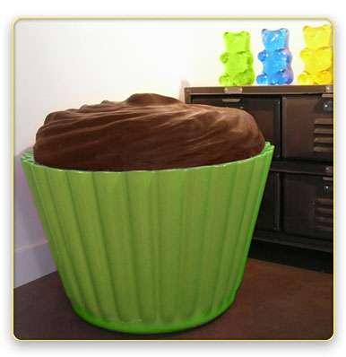 Massive Muffin Chairs