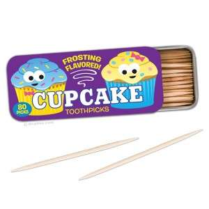 Cupcake Toothpicks