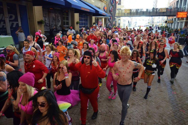 Livestreamed Valentine's Marathons