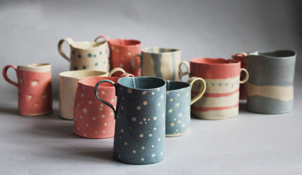 Cutely Crude Coffee Cups