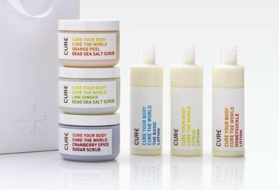 Minimalist Beauty Branding