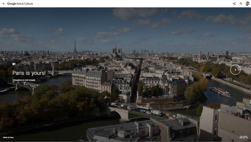 Parisian Exploration Series