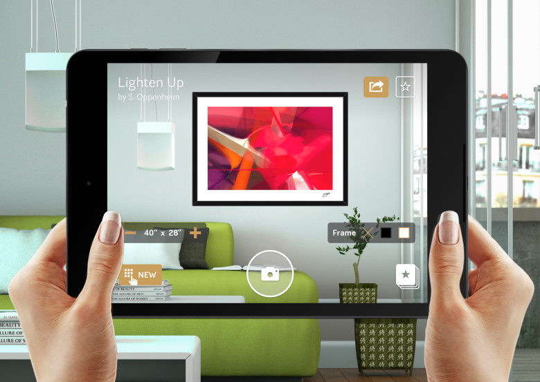 Augmented Art Apps