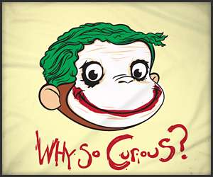 Curious George Joker Mashup