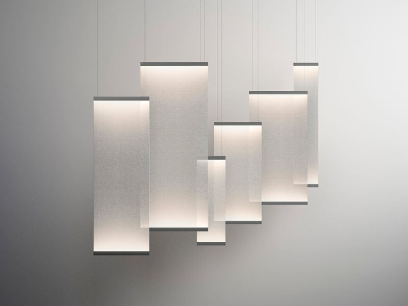 Curtain-Mimicking Lights