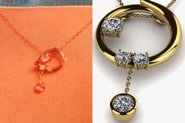 Custom 3D Printed Jewelry