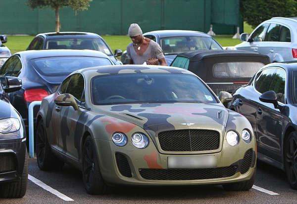 Ultimate Undercover Rides Custom Bentley