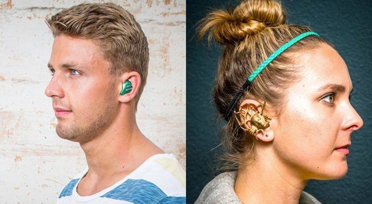 Wireless Custom Earbuds