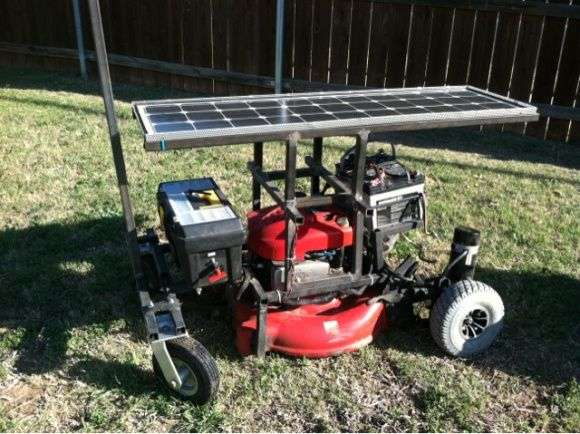 DIY Hybrid Grass Cutters