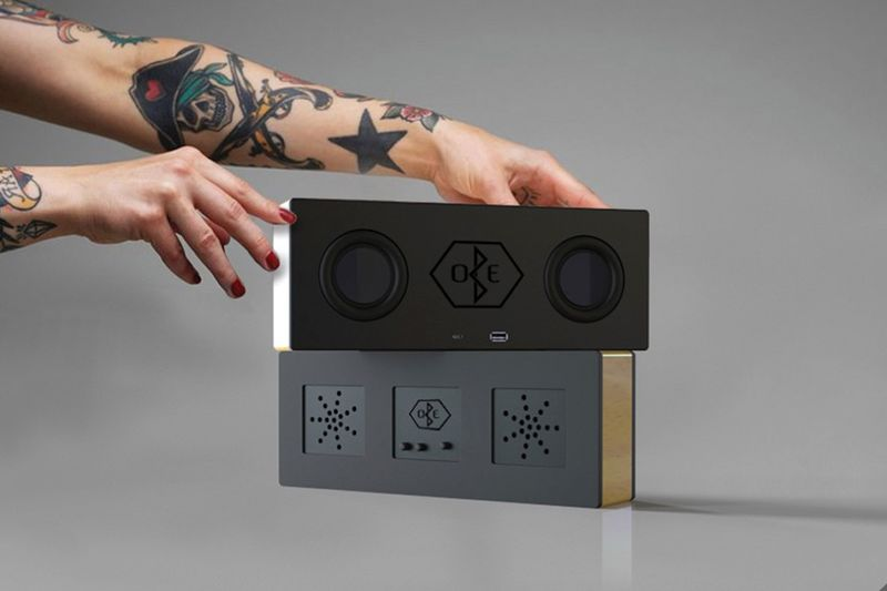 Customized DIY Speakers