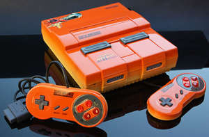 Revamped Retro Game Consoles