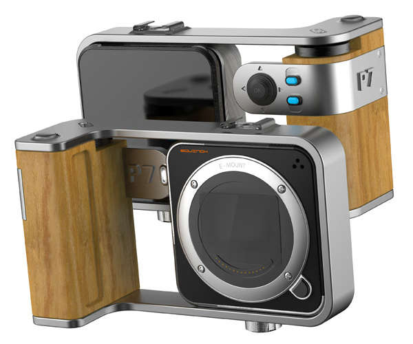 customizable camera