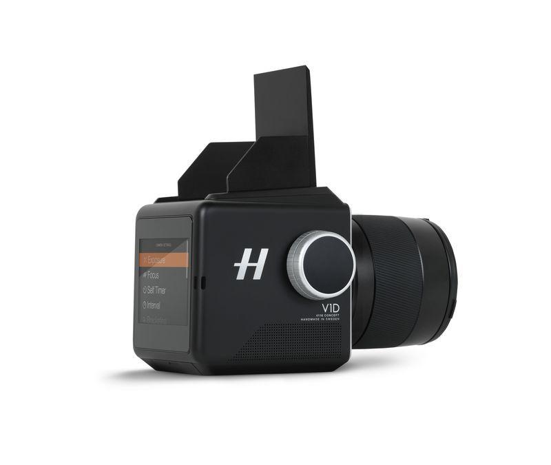 Customizable Concept Cameras