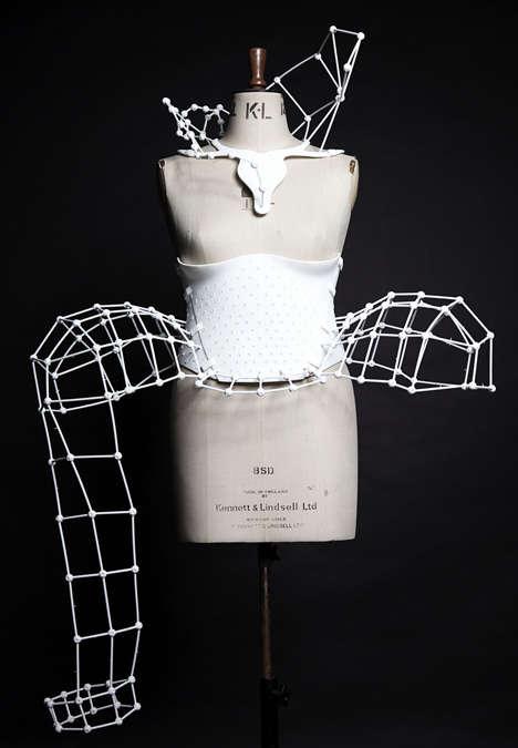 3D-Printed Dresses