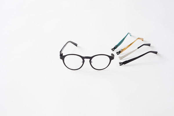 Screw-Swapping Customizable Glasses