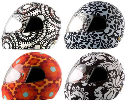 Customizable Helmet Covers (Part 2)
