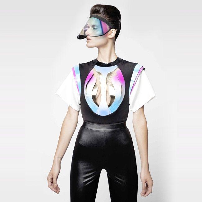 Bespoke Futuristic Fashions