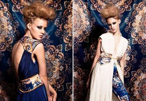 Persian Patterned Fashion