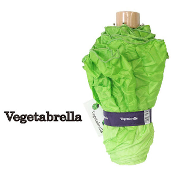 Lettuce-Like Umbrellas