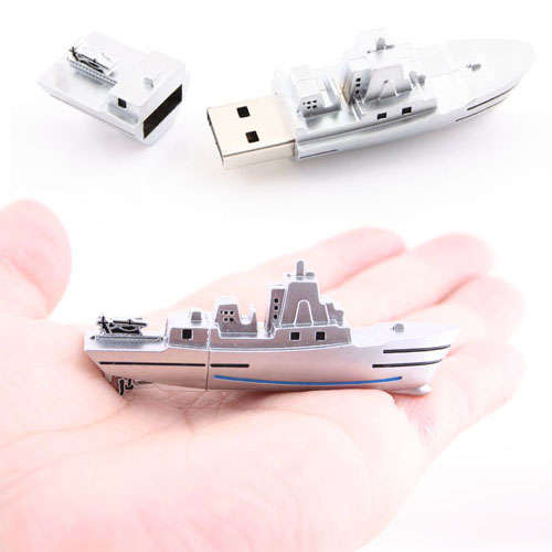 Naval-Inspired Memory Sticks