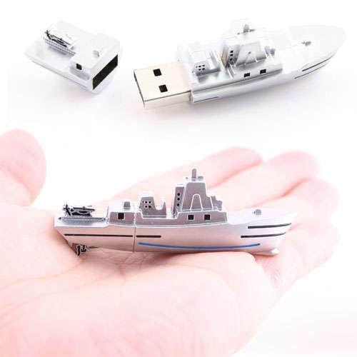 Naval-Inspired Memory Sticks