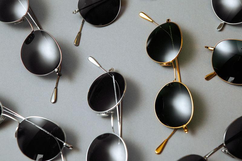 Precious Metal Sunglasses