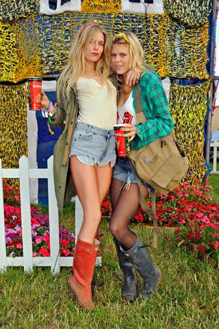 Cutoffs and Wellies