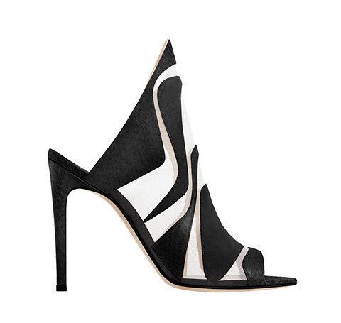 Conceptual Cut-Out Heels