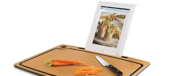 Choppable Tablet Holders
