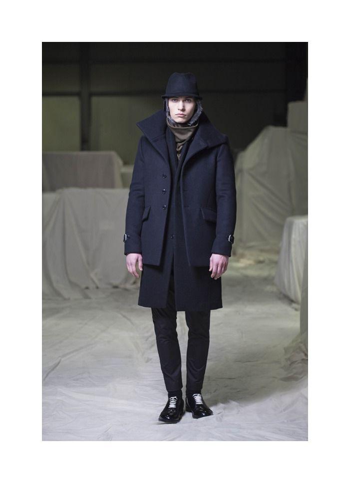 Modern Utilitarian Menswear