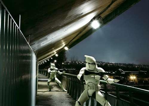 Cyburban Stormtroopers