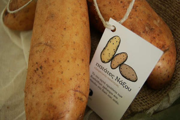 Earthy Produce Merchandizing