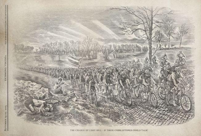 Civil War Cycling Ads