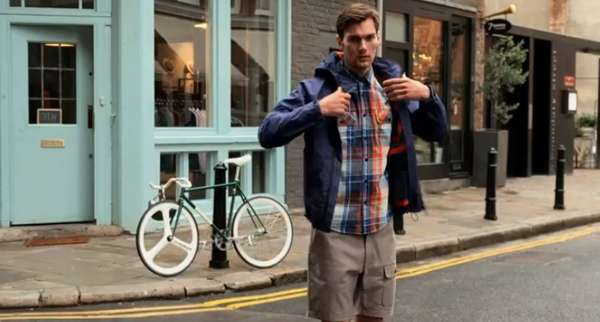 Versatile Cycling Fashion