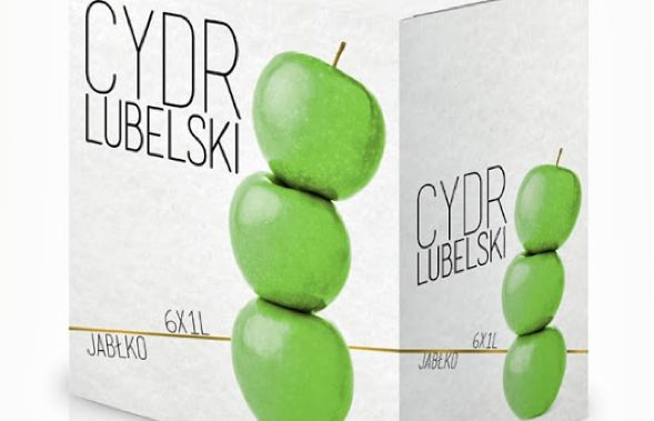Cydr Lubelski Packaging